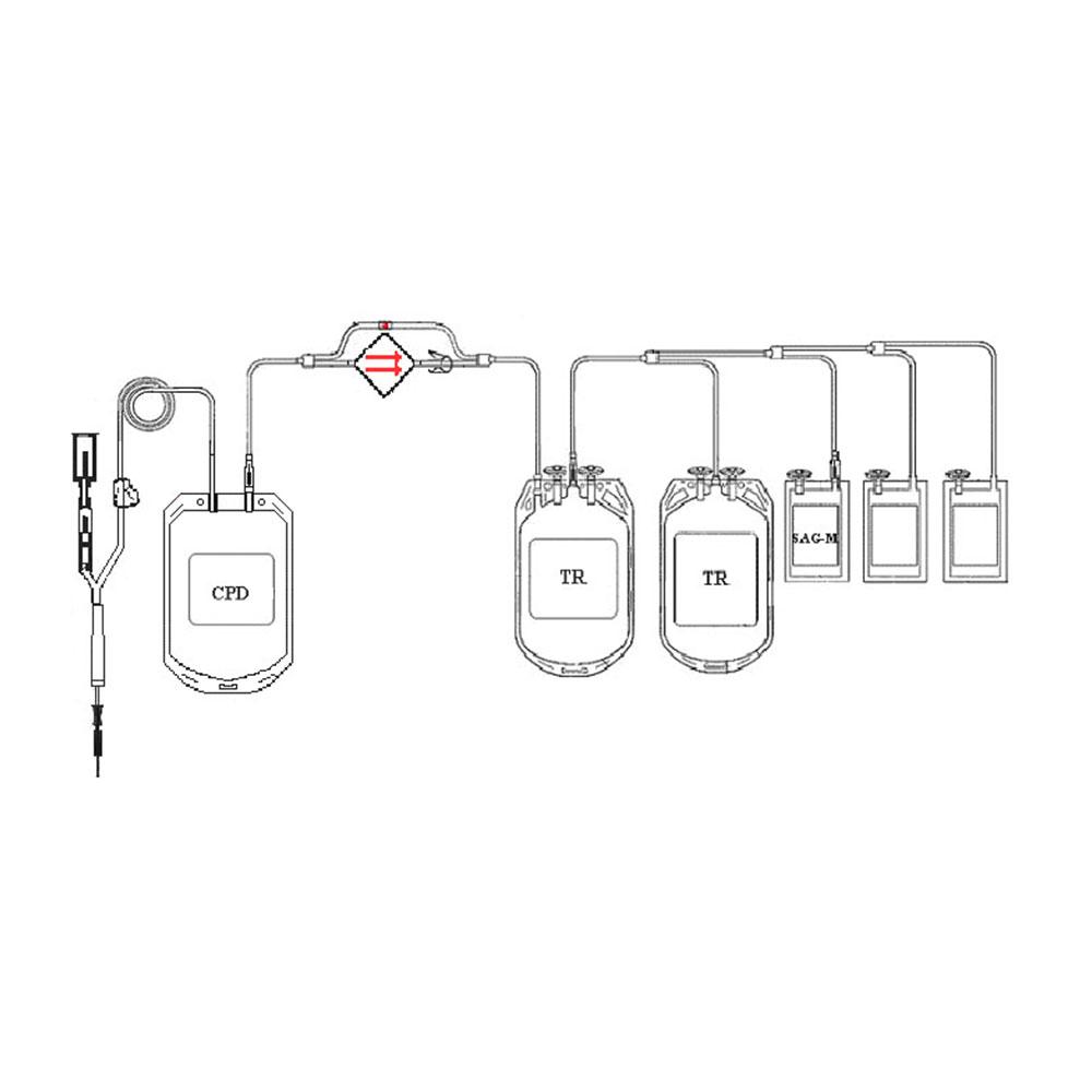 PED/4 TKF CPD/SAG-M 450/3X150ML NA