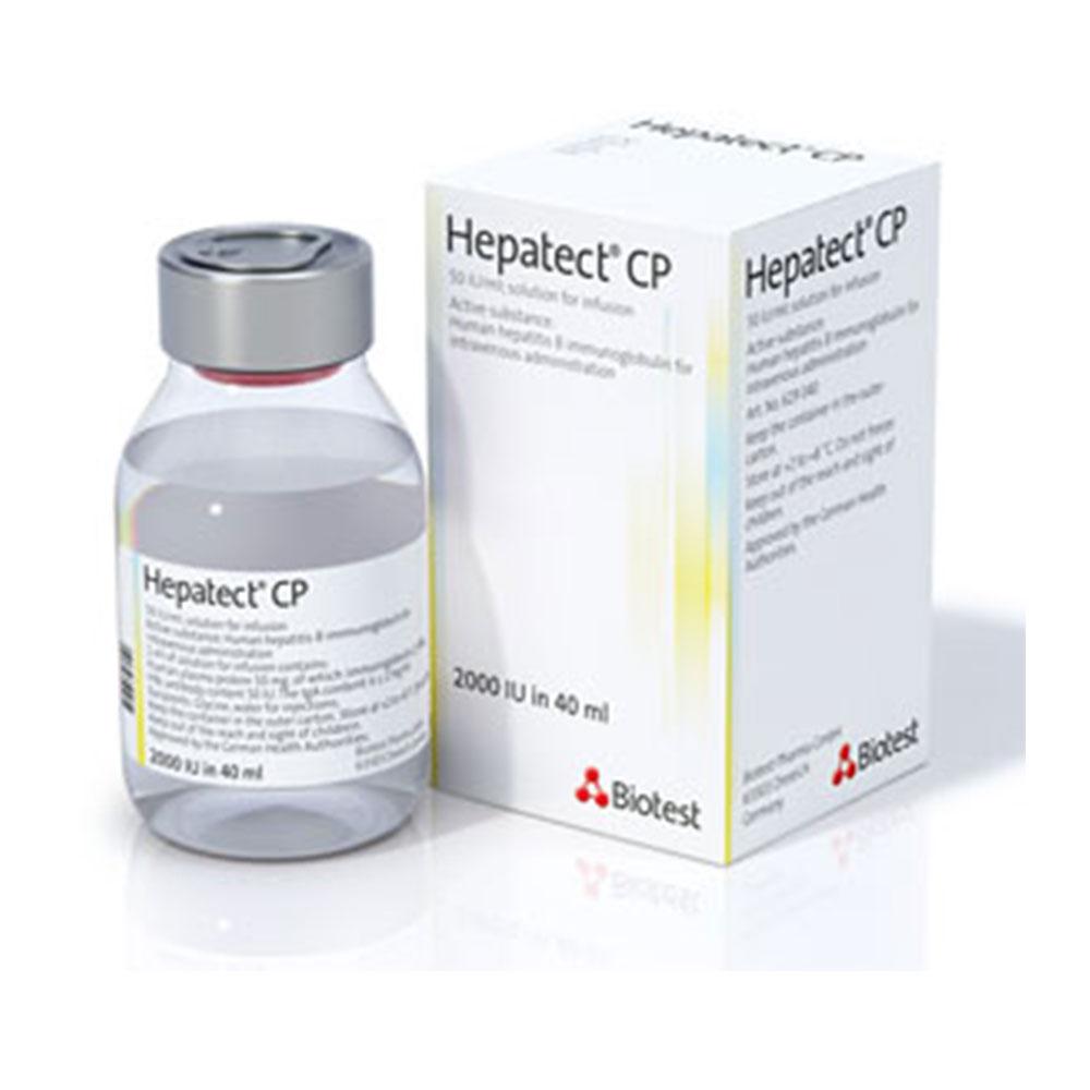 Hepatect CP 40 ML